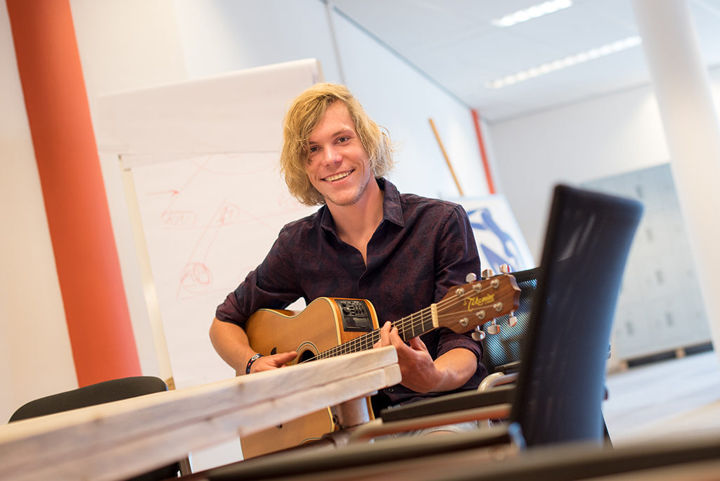 Sander Koning EigenWijs Muziek